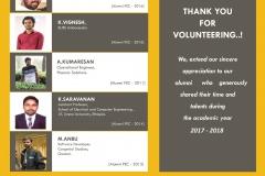 alumni series yellow & grey